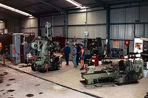 Steamranger Enthusiast Pages Locomotive Maintenance And